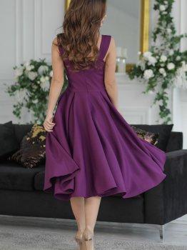 Плаття New Fashion 360 Бузкове