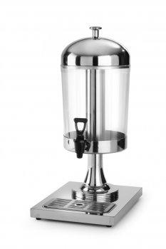 Диспенсер для соков 260x360x(Н)560 мм 8 л Hendi 425299
