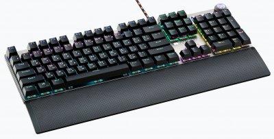 Клавиатура проводная Canyon Nightfall USB (CND-SKB7-RU)