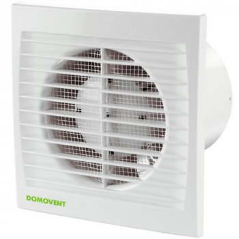 Вентилятор бытовой Домовент 125 C1