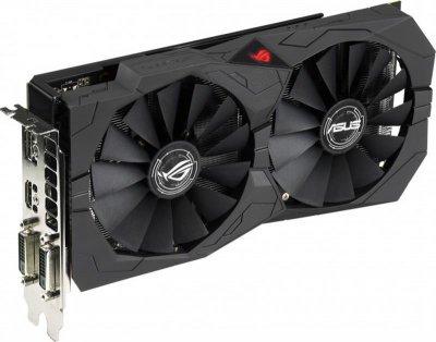 Відеокарта AMD Radeon RX 570 8GB GDDR5 ROG Strix Gaming OC Asus (ROG-STRIX-RX570-O8G-GAMING)