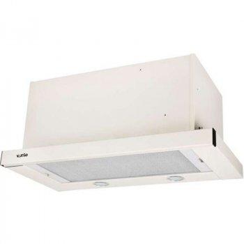Витяжка кухонна VENTOLUX GARDA 60 CREMA (1100) SMD LED