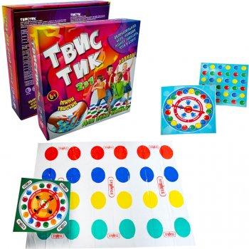 Розважальна гра Strateg ТвисТик 2 в 1 (4820220560391)