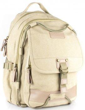 Рюкзак Optima Cabinet унісекс 1 кг 45х31х27 см 36-45 л Пісочний (O97382)