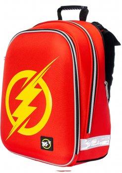 Рюкзак школьный каркасный YES H-12 мужской 0.98 кг 30x38x15 см 17 л Flash (558033)