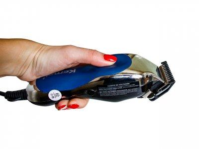 Машинка для стрижки волос Kemei RFJZ 806 18W / Профессиональная