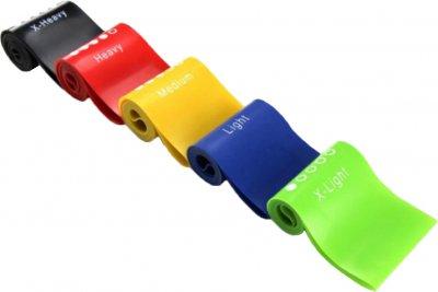 Набір гумок для фітнесу U-Powex 5 шт. (2000992400275)