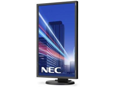 Монітор NEC MultiSync E243WMi Black (60003681)