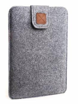 Чохол Gmakin для Macbook Air 13,3/Pro 13,3 світло сірий