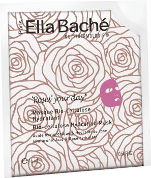 Био-целлюлозная Ella Bache Розовая маска 16 г (VE18019)