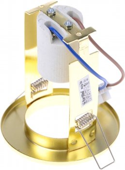 Світильник точковий Brille Ring 50 PB (161028-3) 3 шт.