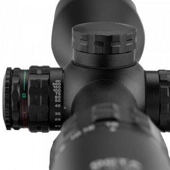 Приціл Nikko Stirling Octa 2-16x50 N4 з підсвічуванням. Діаметр - 30 мм (2374.00.12)