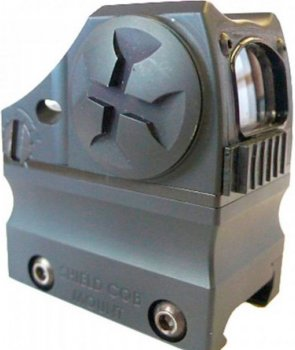 Прицел коллиматорный Shield CQS 2 MOA под планку Weaver/Picatinny (2320.00.02)