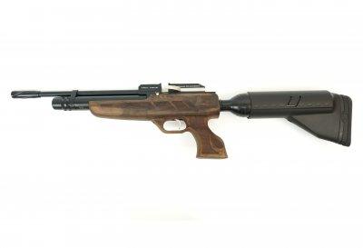 Пістолет пневматичний Kral NP-02 PCP 4,5 мм (3681.01.02)