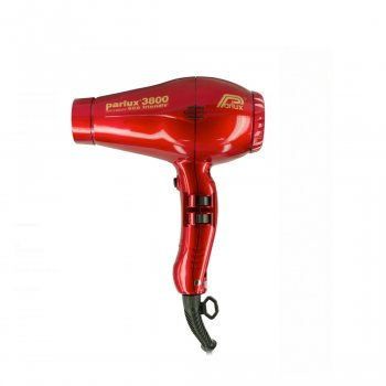 Фен професійний Parlux 3800 Ceramic & Ionic Eco Friendly Professional Red