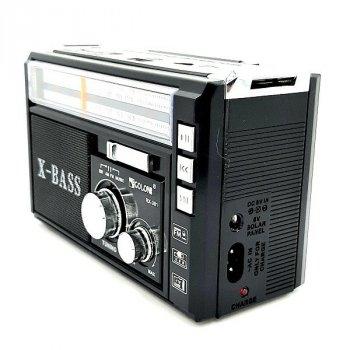 Радиоприёмник GOLON RX-381UAR Black