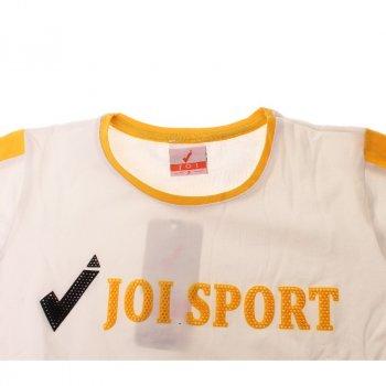 Футболка+брюки для мальчика Joi JOI T-803 кремовий/чорний (303040)
