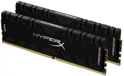 Оперативная память HyperX DDR4-3600 65536MB PC4-28800 (Kit of 2x32768) Predator Black (HX436C18PB3K2/64)