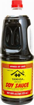 Соус соевый Yamasa Standart Soy sause 1.8 л (073899015288)