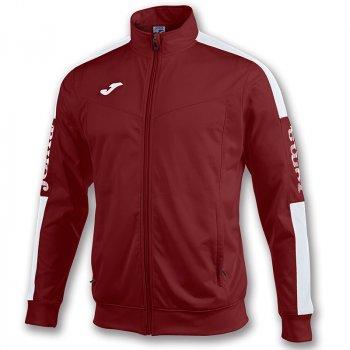Олімпійка Joma Champion IV 100687.652 колір: бордовий/білий