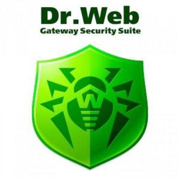 Антивірус Dr. Web Gateway Security Suite + ЦУ/ Антиспам 20 ПК 2 роки ел. ліц. (LBG-AC-24M-20-A3)