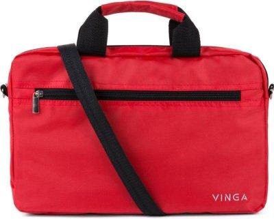 "Сумка для ноутбука Vinga 13"" Red (NB130RD)"