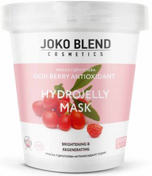 Маска гидрогелевая Joko Blend Goji Berry Antioxidant 200 г (4823109401273)