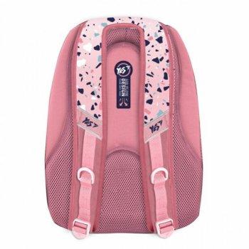 Рюкзак школьный YES T-59 Level Up розовый 558350