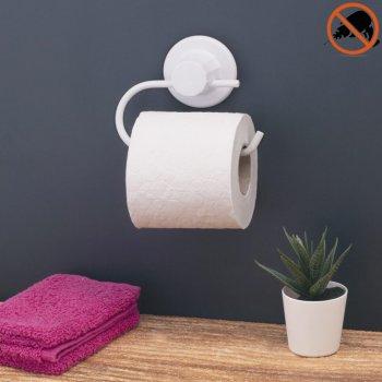 Тримач для туалетного паперу TEKNO-TEL DM239W Eco білий