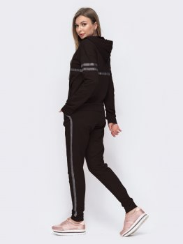 Спортивний костюм Dressa 49305 Чорний