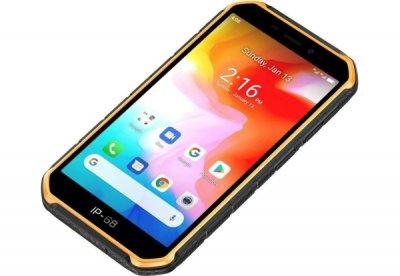 Мобільний телефон Ulefone Armor X7 2/16Gb Black-Yellow (000012810)