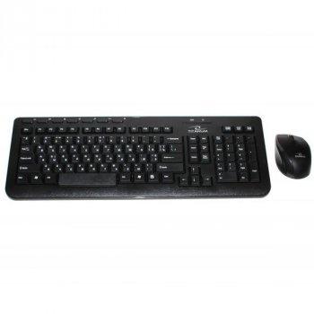 Комплект Esperanza TK104UA, USB, Wireless (клавіатура+миша) Black