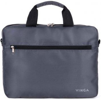 "Сумка для ноутбука Vinga 14"" Gray (NB140GR)"
