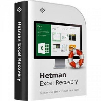 Системная утилита Hetman Software Excel Recovery Коммерческая версия (UA-HER2.1-CE)