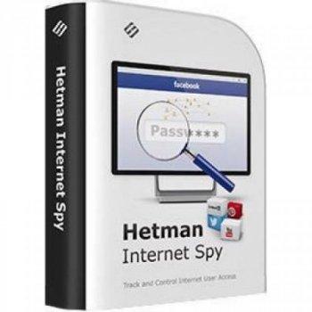 Системная утилита Hetman Software Internet Spy Домашняя версия (UA-HIS1.0-HE)