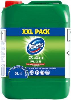 Универсальное моющее средство Domestos Professional Хвоя с дезинфицирующим эффектом 5 л (25489100)