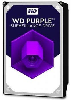 Жорсткий диск (HDD) Western Digital Purple 7200rpm 256MB (WD101PURZ) (WD101PURZ)