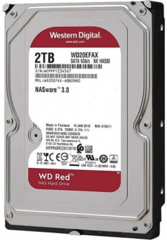 "Жорсткий диск (HDD) Western Digital 3.5"" 2TB (WD20EFAX)"
