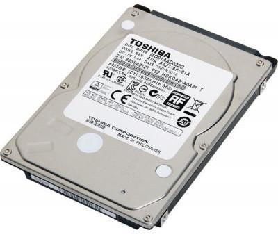 Жорсткий диск (HDD) Toshiba 8MB 4200rpm (MQ01AAD032C) (MQ01AAD032C)