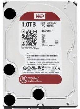 Жорсткий диск (HDD) Western Digital Caviar Red 1000Gb 64Mb 7200prm SATA3 (WD10EFRX)