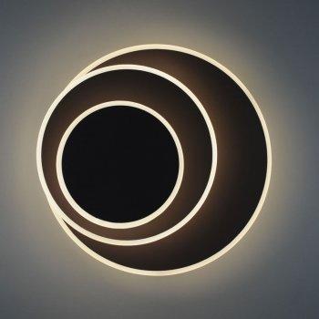 Бра 4light 8663/3Y Coffee LED 18W