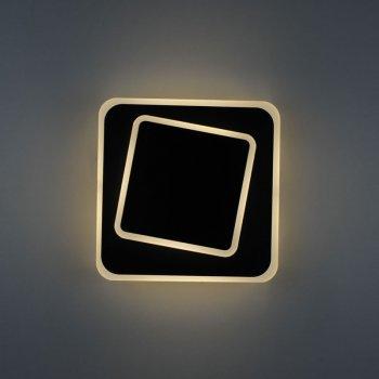 Бра 4light 8662/1 Black LED 16W