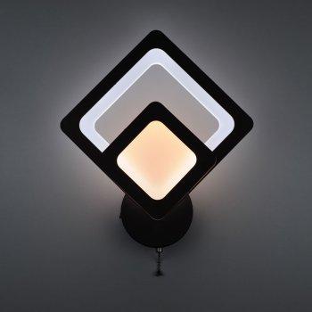 Бра 4light 2311/1 Coffee LED 22W