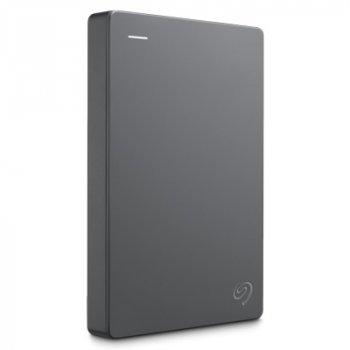 """Зовнішній жорсткий диск HDD 2.5"""" USB 3.0 1TB Seagate Bacis Black (STJL1000400)"""