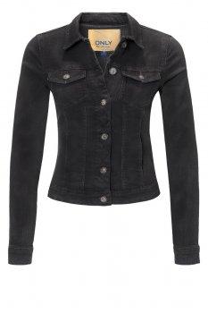 Джинсовая куртка Only Black Denim черный (12124729)