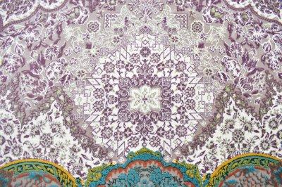 Килим Merinos перська класичний Ariya cream коло 2.5*2.5 m