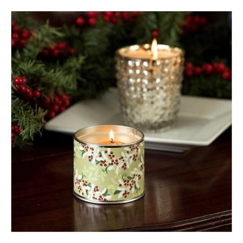 Свічка ароматизована в табакерці Greenleaf Merry Memories Чарівні Спогади 5х8 см (296154)