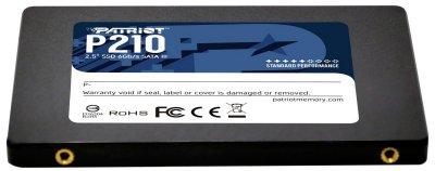 "Patriot P210 1TB 2.5"" SATAIII TLC (P210S1TB25)"