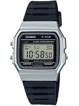 Чоловічий наручний годинник Casio W-91WM-7AEF