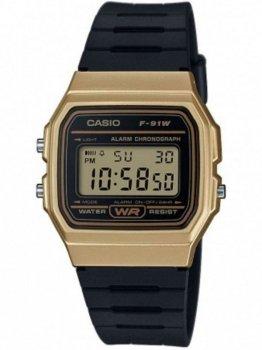 Чоловічий наручний годинник Casio W-91WM-9AEF